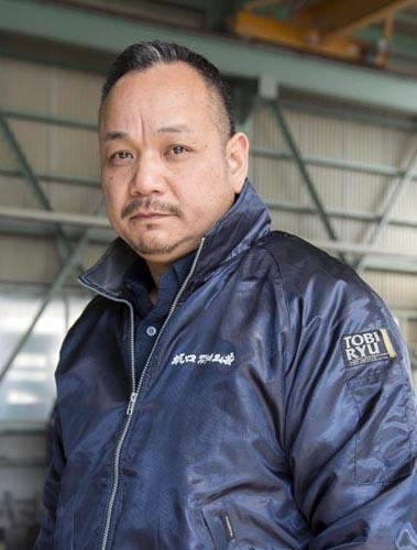 坂口 登 代表取締役社長